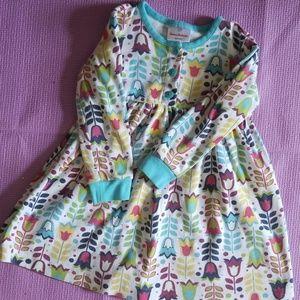 Hanna Andersen Long sleeve floral dress